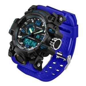 🆕️ Sports Outdoor Waterproof Military Wrist Watch